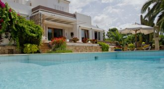 Fantástica Villa con vistas a Cabrera
