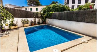 Ground floor with pool in residential area of ​​Colònia de Sant Jordi