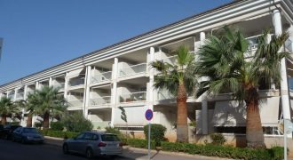 70m2 apartment plus 17 m2 terrace in the center of Colonia Sant Jordi