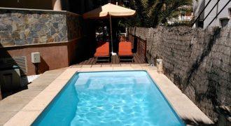 Hermosa Planta Baja con piscina en Zona Residencial