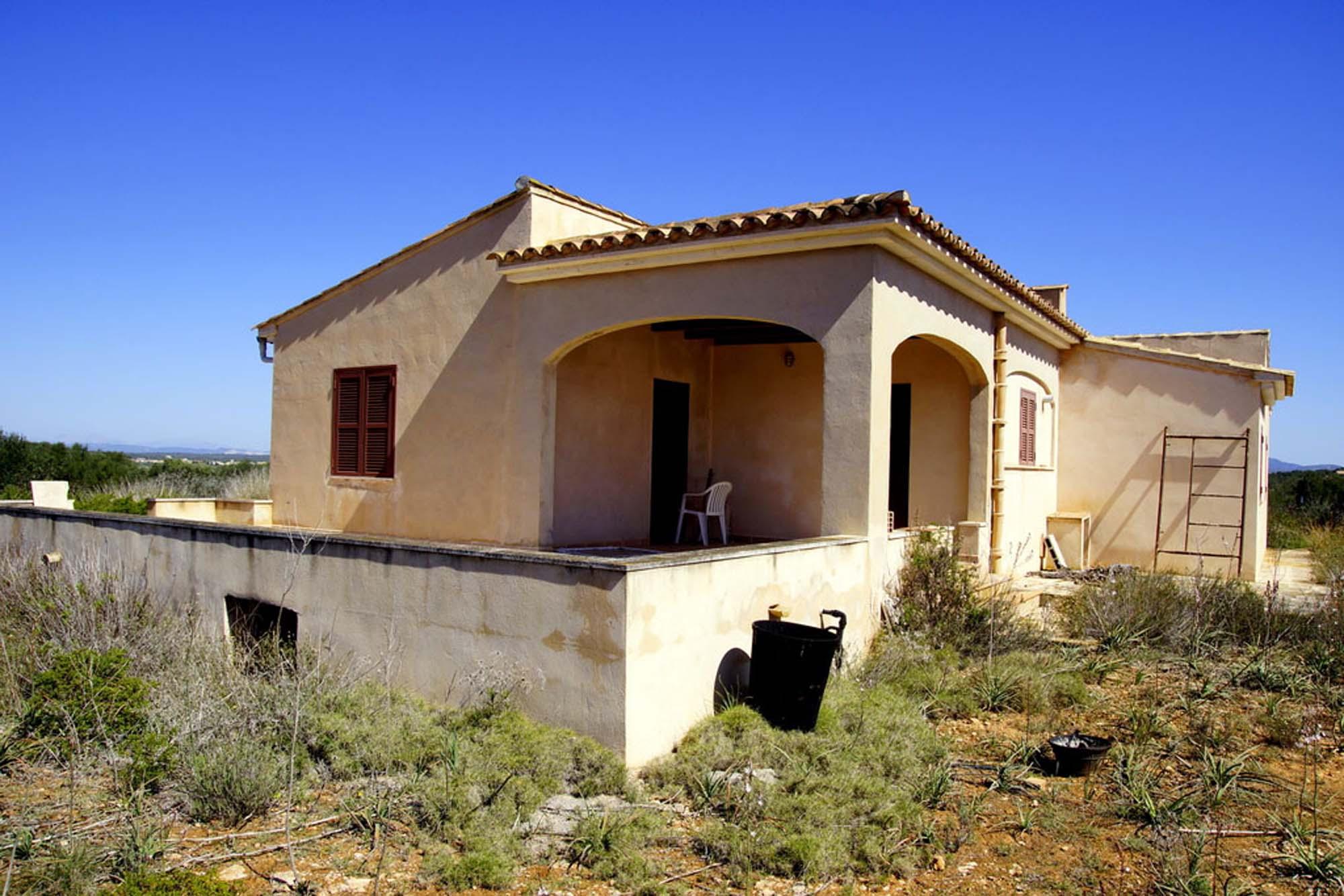 Terreno en ubicaci n privilegiada inmobiliaria sud mallorca for Terrenos en mallorca