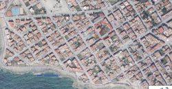 Solar de 393m2 edificable con 7 viviendas
