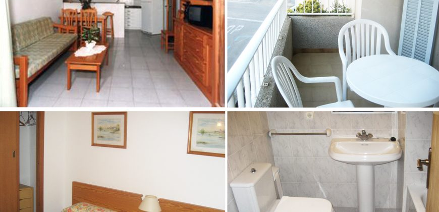 Three apartments with license for holiday rental
