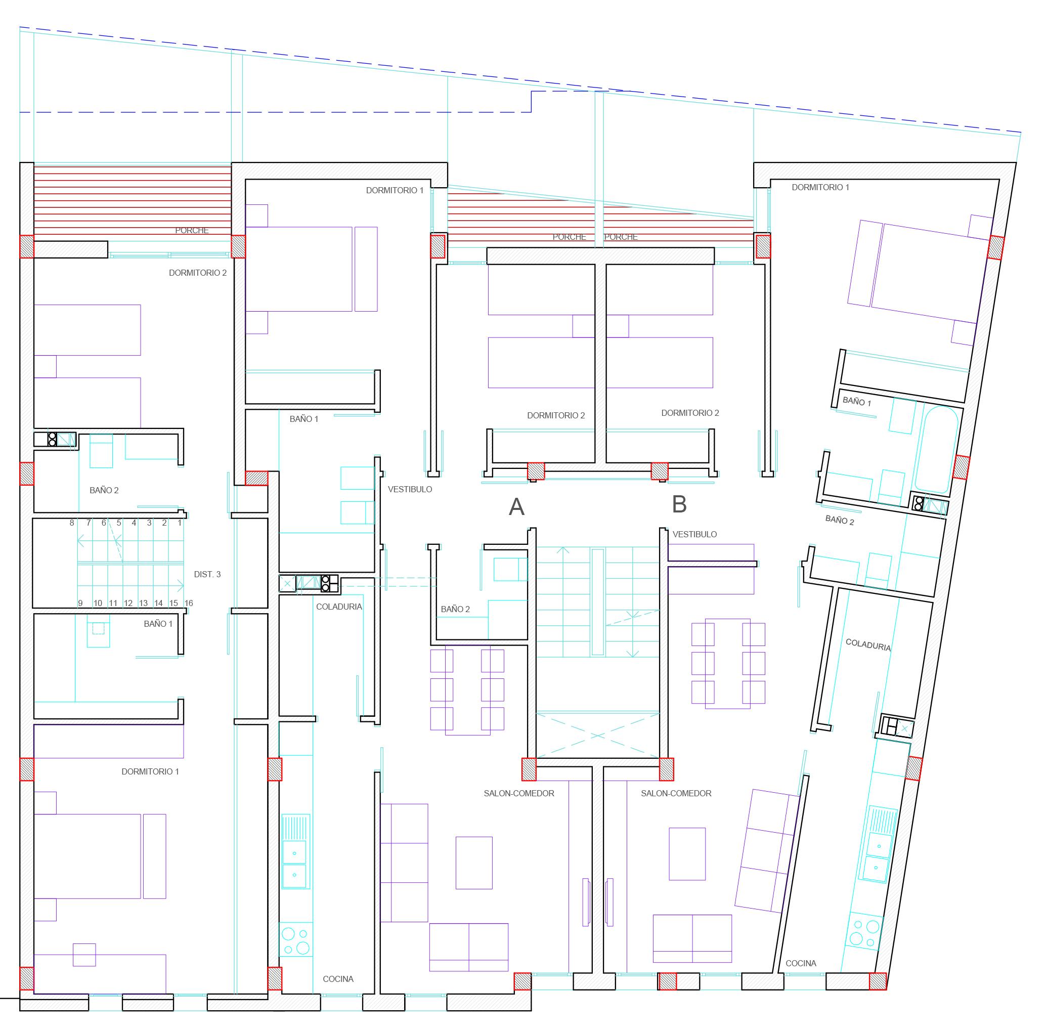 Se vende casa para rehabilitar o realizar nuevo proyecto
