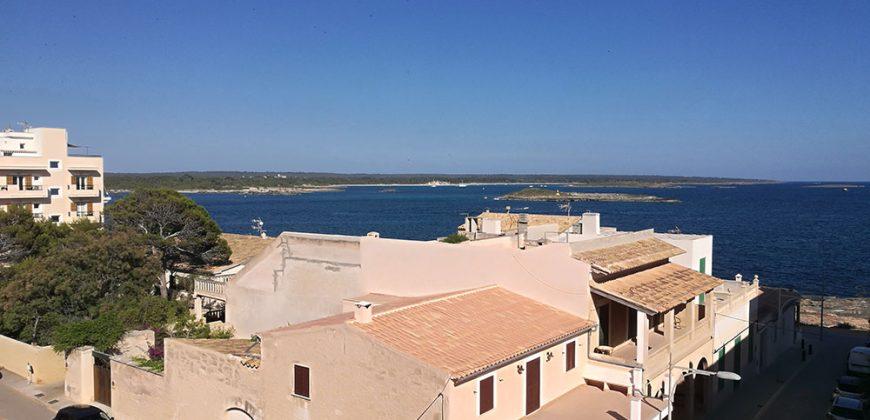 4º piso con inmejorables vistas a Cabrera y a todas las playas