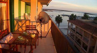Wohnung in unmittelbarer Strand- und Hafennähe