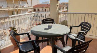 Apartament mit Sonnenterrasse und Meeresblick