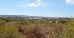 Plot near Palma, just 15 minutes from the city center, with spectacular panoramic views of the bay of Palma