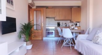 An ideal apartment to spend your holidays in a fantastic location.
