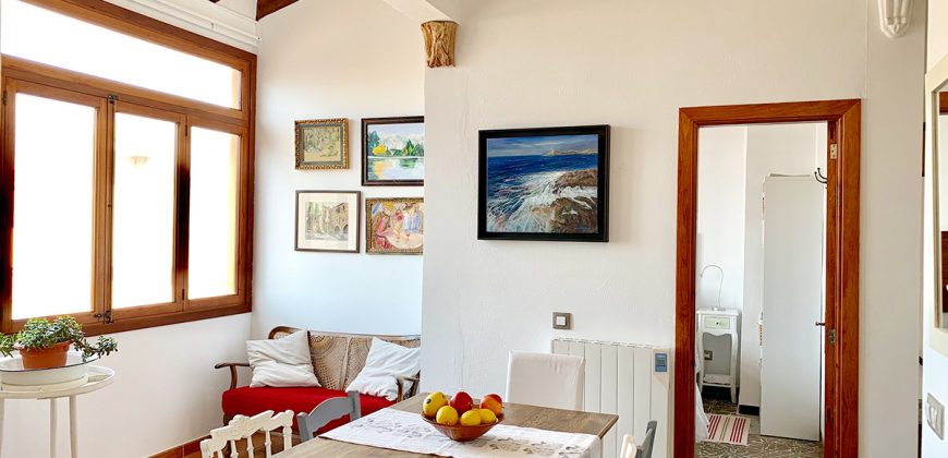 Charming and completely renovated Majorcan house in the best location of Colonia de Sant Jordi