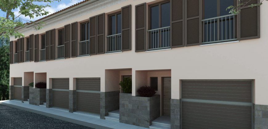 MAGNIFICENT TOWNHOUSES IN SES SALINES IN HIGH AREA WITH CLEAR VIEWS.