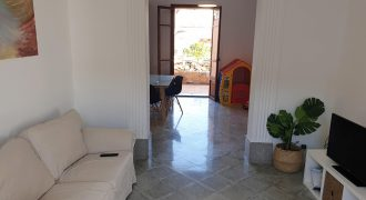 Nice renovated house with a garden in Ses Salines.