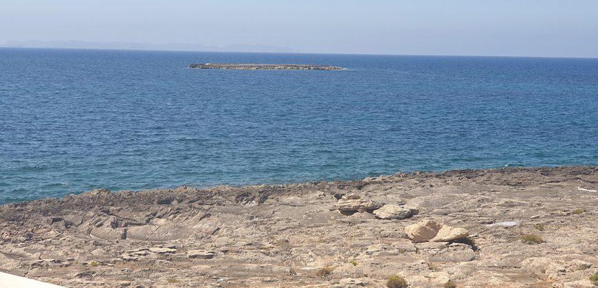 Spektakuläre 1. Meereslinie mit Blick auf die Insel Cabrera.
