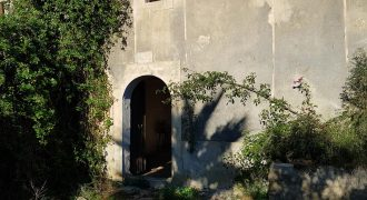Typisches mallorquinisches Haus in Cas Perets, ganz in der Nähe von Ses Salines.