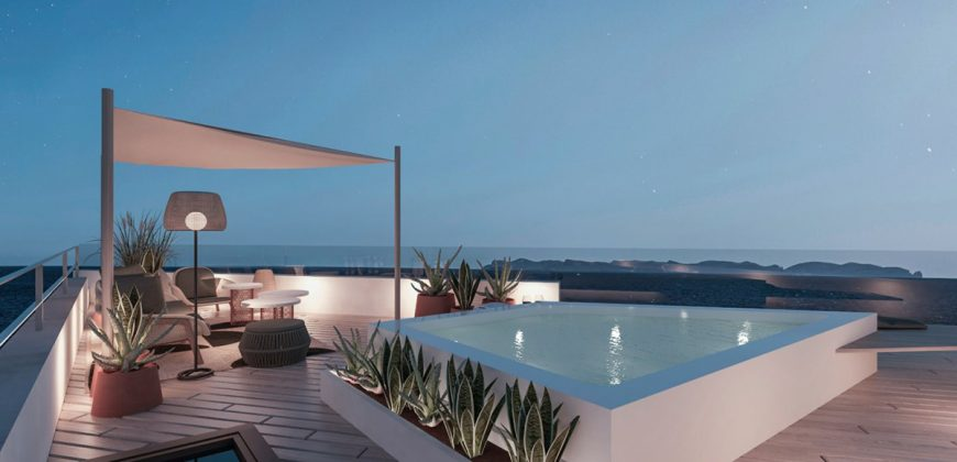 IMPRESSIVE VILLA ON THE FIRST LINE OF THE SEA WITH VIEWS TO CABRERA